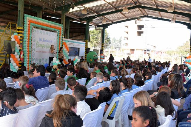 Na região dos Campos Gerais seis municípios fazem parte do projeto e um consenso por parte dos participantes que atividades educacionais podem transformar a realidade. Foto Toninho Anhaia