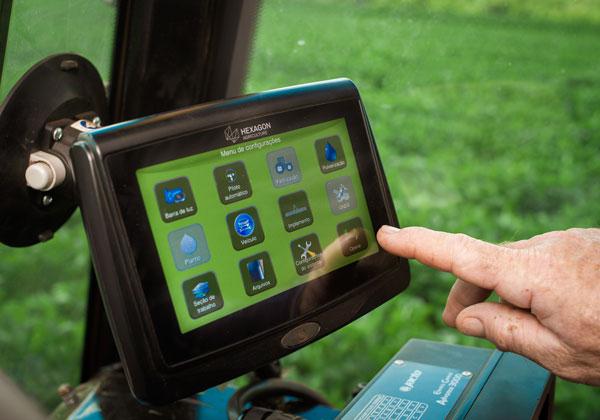 Hexagon e Pulverjet levam soluções agrícolas para o Show Rural 2020