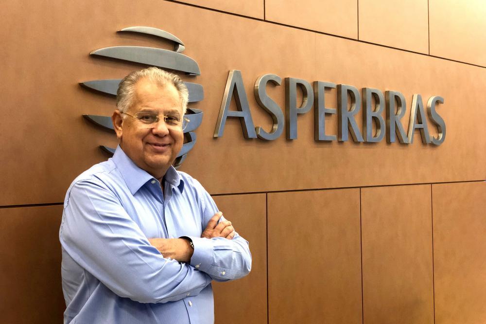 Na foto, Francisco Colnaghi, vice-presidente do Conselho de Administração do Grupo Asperbras.