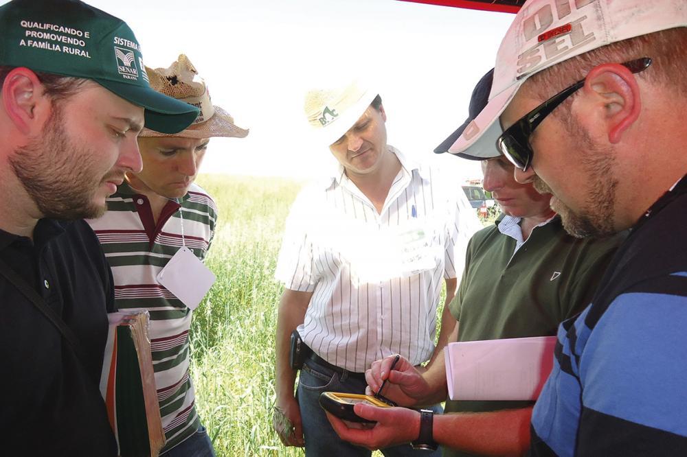 Os equipamentos da agricultura de precisão devem ser vistos como ferramenta de gestão, seja técnica ou administrativa.