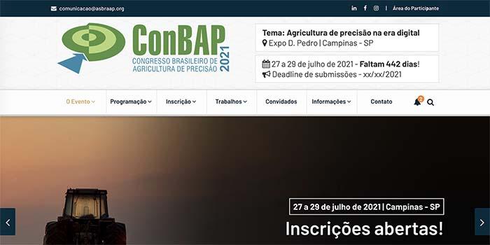 Congresso Brasileiro de Agricultura de Precisão é adiado para julho de 2021
