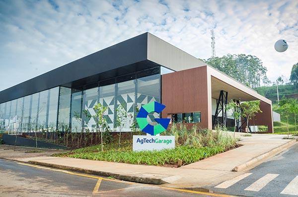 O Intensive Connection é idealizado pela AgTech Garage, um dos maiores hubs de inovação da América Latina para o agrobusiness Créditos: Créditos: divulgação