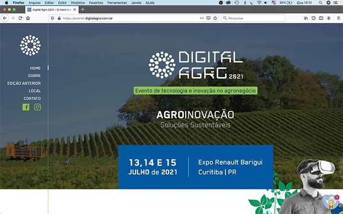 Plataforma Digital Agro é lançada para promover conteúdo, conexão e inovação para o agronegócio